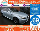 2006 BMW M5 50 V10 SMG 507 BHP GOOD BAD CREDIT CAR FINANCE FROM 69 P WK