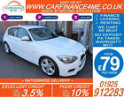 2015 BMW 125D 20 M SPORT GOOD BAD CREDIT CAR FINANCE FROM 79 P WK