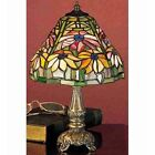 Meyda Tiffany 26633 Stained Glass / Tiffany Accent Table Lamp