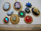 Mixed Pendant Lot, Jewelry Supplies, Crafts, DIY, Free Shipping