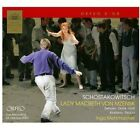 SCHOSTAKOVITSCH VSO DENOKE METZCMACHER - LADY MACBETH VON MZENSK NEW CD