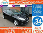 2010 FORD FIESTA 16 ZETEC S GOOD BAD CREDIT CAR FINANCE FROM 34 P WK