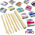 FIMO Effect Modelling Clay Professional Set 12 x 57g + 7 Pro Moulding Tools