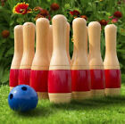 Outdoor Family Games Bowling Games Kids Sports Activities Children Yard Lawn