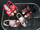 NEW Mini Melissa Jelly Princess Shoes Minnie Mickey Girls Sandals US Size 6 11