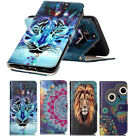 Fashion Leather Wallet Flip Shockproof Case Cover For Samsung S8 Plus S7 Note 8