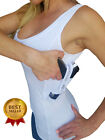 AC UNDERCOVER CCW TANK TOP Shirt Holster TACTICAL Concealed Carry Shirt REF 212