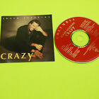 MUSIC CD - CRAZY by JULIO IGLESIAS, MISSING JEWEL CASE