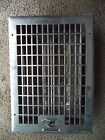 Vintage Bauer Electric Wall Heater 120V Mid Century Working