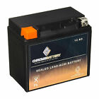 YTX12 BS RECHARGEABLE ATV Battery for HONDA ATC250ES Big Red 250CC 85 87