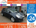 2010 VAUXHALL CORSA 12 SXI A C GOOD BAD CREDIT CAR FINANCE FROM 24 P WK