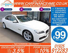 2013 BMW 730D 30 TD M SPORT GOOD BAD CREDIT CAR FINANCE FROM 99 P WK