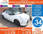 2012 CITROEN DS3 16 DSTYLE PLUS GOOD BAD CREDIT CAR FINANCE FROM 34 P WK