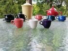 FIESTA AD CUP ESPRESSO DEMITASSE plum purple NEW