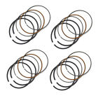 4 Set Piston Rings for Kawasaki ZXR250 ZX-R250 ZX250R STD Bore 48mm Engine Part