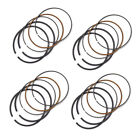 4 Set Piston Rings for Kawasaki ZXR400 ZXR 400 STD Bore Size φ57mm Engine Parts