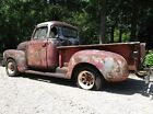 complete hot rod rat rod package Chevrolet Gmc pick up panel alt rebody project