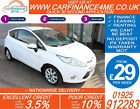 2010 FORD FIESTA 125 ZETEC GOOD BAD CREDIT CAR FINANCE FROM 29 P WK