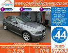 2011 BMW 318D 20 EXCLUSIVE EDITION GOOD BAD CREDIT CAR FINANCE FROM 44 P WK