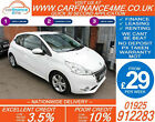 2012 PEUGEOT 208 14 VTI ACTIVE GOOD BAD CREDIT CAR FINANCE FROM 29 P WK