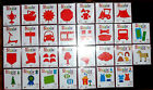 480 SIZZIX LARGE RED DIE  U SELECT  DISCONTINUED