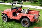 1962 Jeep CJ CJ5 Universal for $700 dollars
