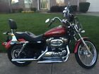 2008 Harlley Davidson Motercycle-Sportster XL 1200 Classic