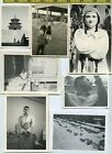 122 Vintage photo lot WEIRD Images Scary  Peculiar OLD SNAPSHOTS 1910 65