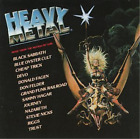 SOUNDTRACKS & ORIGINAL CASTS-HEAVY METAL / O.S.T.  CD NEW