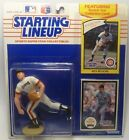1990 Starting Lineup Rick Reuschel San Francisco Giants (Sealed)