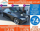 2013 BMW 330D 30 TD M SPORT GOOD BAD CREDIT CAR FINANCE FROM 74 P WK