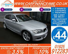 2010 BMW 120D 20 TD M SPORT GOOD BAD CREDIT CAR FINANCE FROM 44 P WK
