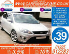 2008 FORD FOCUS 25 ST GOOD BAD CREDIT CAR FINANCE FROM 39 P WK