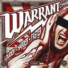 WARRANT - LOUDER HARDER FASTER NEW CD