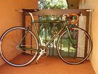 Premium Brew 54cm Lugged seamless double butted CroMo Single Speed or Fixed NOS