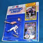 1990 STARTING LINEUP  77501 - MARK GRACE * CHICAGO CUBS - TWO CARDS *NOS* SLU #1