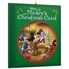 2017 Hallmark Mickey's Christmas Carol Disney Mickey Mouse Ornament