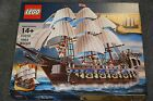 New in Sealed Box! Retired Lego 10210 Pirates Imperial Flagship Set