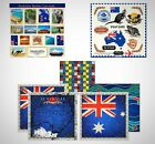 Scrapbook Customs Themed Paper and Stickers Scrapbook Kit Australia Sightseeing