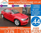 2009 BMW 120D 20 TD SE COUPE GOOD BAD CREDIT CAR FINANCE AVAILABLE