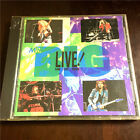 Mr. Big  Live! Raw Like Sushi Rock & Roll Over JAPAN CD G-19947