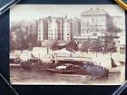 Original photo of Waterloo Pier , paddle steamers river thames  London