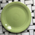 Vintage Fiesta CHARTREUSE luncheon plate 9-1/4