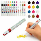 PAINT MARKERS OIL BASED SET OF 12 ASSORTED COLORS ART PEN SIPA NEW
