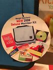Weight Watchers Deluxe Member Kit 2008 Dining Out Food Companion Points Boosters