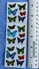 Sandylion BUTTERFLIES ARTISTIC Stickers of VINTAGE RETIRED LIMITED