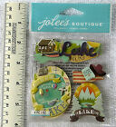 Jolees Boutique LAKE Dimensional Sticker Package