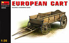 European Cart  model kit   1/35 MiniArt   # 35553