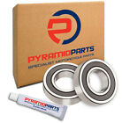 Pyramid Parts Front wheel bearings for: Honda CA125 CA 125 Rebel 96-99