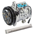 Genuine OEM New AC Compressor  Clutch With A C Drier For Chevy Tracker